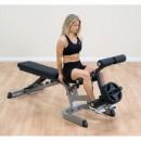 Керл для ног Body Solid GLDA3