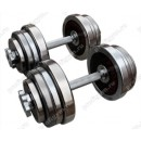 Гантели разборные по 25 кг Profigym ГРХ-25