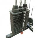 Весовой стек 90 кг Body Solid SP200