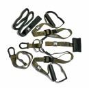 Петли для функционального тренинга Fitness Tools FT-SQUAD