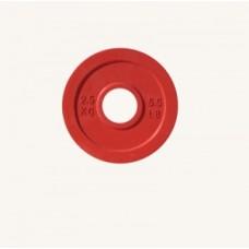 Блин/диск 2.5 кг/51мм Jоhns DR71025-2,5