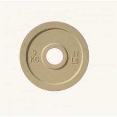 Блин/диск 5 кг/51мм Jоhns DR71025-5