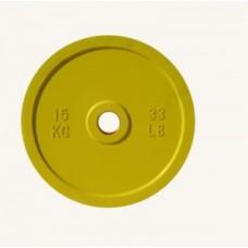 Блин/диск 15 кг/51 мм Jоhns DR71025-15