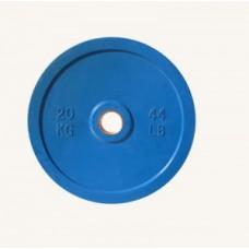 Блин/диск 20 кг/51мм Jоhns DR71025-20