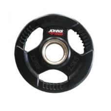 Диск/блин 2.5 кг/51 мм Jоhns 91010-2,5В