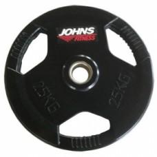 Диск/блин 25 кг/51 мм Jоhns 91010-25В