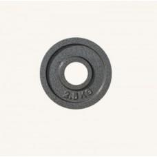 Блин/диск 2.5 кг/51мм Jоhns DR71027-2,5G