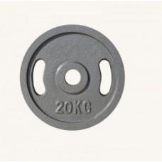 Блин/диск 20 кг/51мм Jоhns DR71027-20G