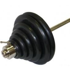 Штанга разборная 125,5 кг/51 мм Jоhns MB-125,5