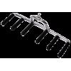Рукоятка для тяг комбинированная Fitness Tools FT-MB-21-S