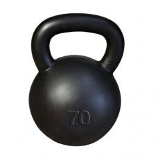 Гиря 31.7 кг Body Solid KB70