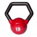 Гиря 6.8 кг с разным хватом Body Solid Kettlebell KBL15