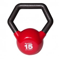 Гиря 6.8 кг с разным хватом Body Solid Kettleball KBL15