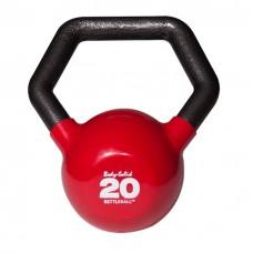 Гиря 9 кг с разным хватом Body Solid Kettleball KBL20