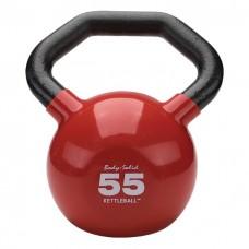 Гиря 24.9 кг с разным хватом Body Solid Kettleball KBL55