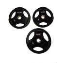 Диск/блин 1.25 кг/51 мм GROME BLACK WP074-1.25