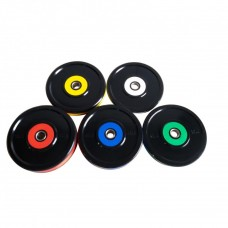 Диск/блин 10 кг/51 мм GROME WP-080 25LB