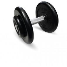Гантель обрезиненная Barbell MB Проф 13,5 кг