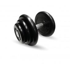 Гантель обрезиненная 18,5 кг Barbell MB Проф