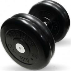 Гантель обрезиненная 21 кг Barbell MB Проф
