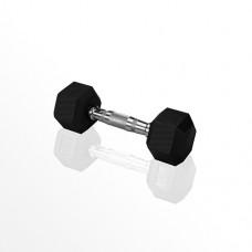 Гантель гексагональная 8 кг Fitness Tools FT-HEX-08
