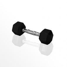 Гантель гексагональная 9 кг Fitness Tools FT-HEX-09