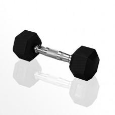 Гантель гексагональная 12,5 кг Fitness Tools FT-HEX-12,5