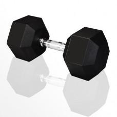 Гантель гексагональная 25 кг Fitness Tools FT-HEX-25