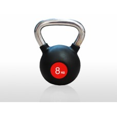 Гиря чугунная 8 кг Fitness Tools FT-KB-8K