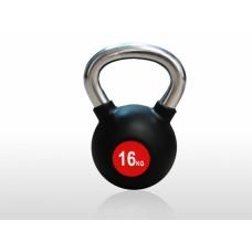 Гиря чугунная 16 кг Fitness Tools FT-KB-16K