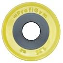 Диск/Блин 1.25 кг/51 мм желтый Profigym ДОЦ-1.25/51
