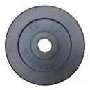 Диск/Блин 15 кг черный Profigym ДТР-15