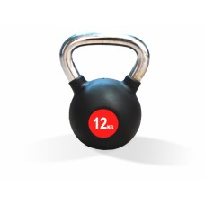 Гиря чугунная 12 кг Fitness Tools FT-KB-12K