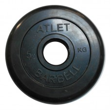 Barbell/Atlet 5 кг Диск/Блин