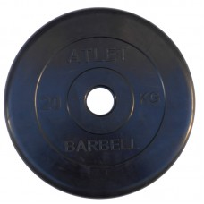 Barbell/Atlet 25 кг Диск/Блин
