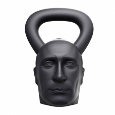 Гиря с характером 16 кг Fitness Tools KB-16-LEADER