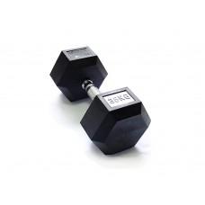 Гантель гексагональная 35 кг Fitness Tools FT-HEX-35