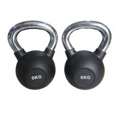 Гиря 6 кг HERCULES HK109-6