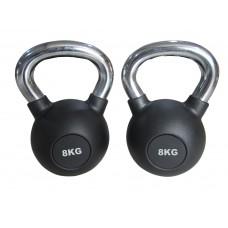 Гиря 8 кг HERCULES HK109-8