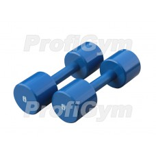 Гантели для фитнеса 8 кг Profigym ГНП-8