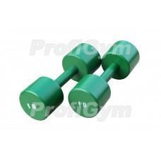 Гантели для фитнеса 10 кг Profigym ГНП-10
