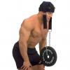 Упряжь для тренировки мышц шеи Body Solid MA307N