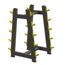 Стойка для хранения штанг и грифов Fitness Tools FT-FDR10-B