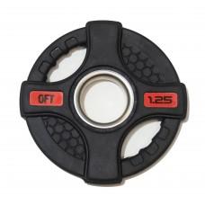 Диск/Блин 1.25 кг/51 мм Fitness Tools FT-2HGP-1,25