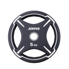 Блин/диск 5 кг/51 мм Jоhns 91030-5ВC
