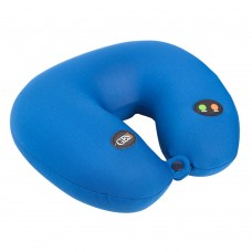 Массажная подушка Gess uNeck blue