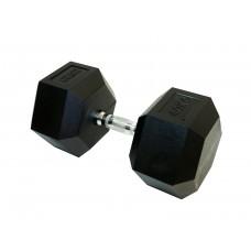 Гантель гексагональная 40 кг Fitness Tools FT-HEX-40