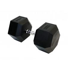 Гантель гексагональная 45 кг Fitness Tools FT-HEX-45