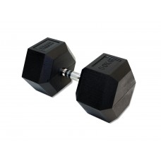 Гантель гексагональная 50 кг Fitness Tools FT-HEX-50