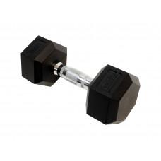 Гантель гексагональная 7.5 кг Fitness Tools FT-HEX-07-5
